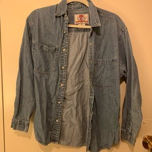 Levi's Jean button up